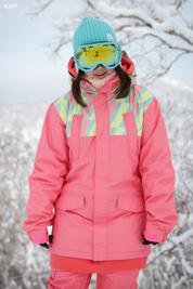 [롬프 7 마켓] 2014 270 스핀 자켓 (핑크)