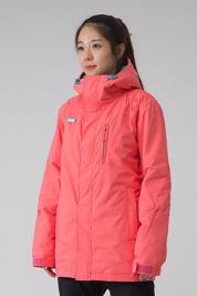 [롬프보드복] 2015 180 슬림 자켓 (핑크)